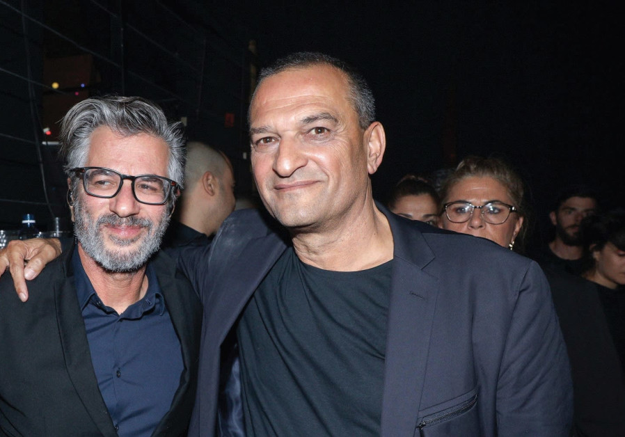YUVAL BANAI (left) and Rami Yehoshua.