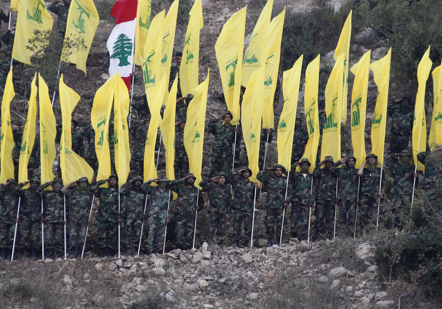 Report: Israel attacked a Hezbollah base in Syria
