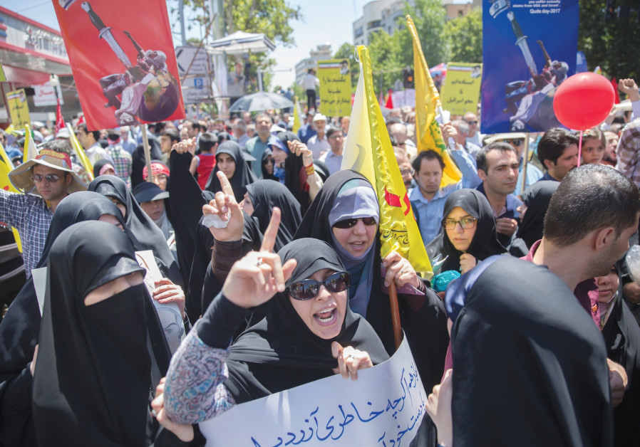 The Iranian uprising – what does this mean?