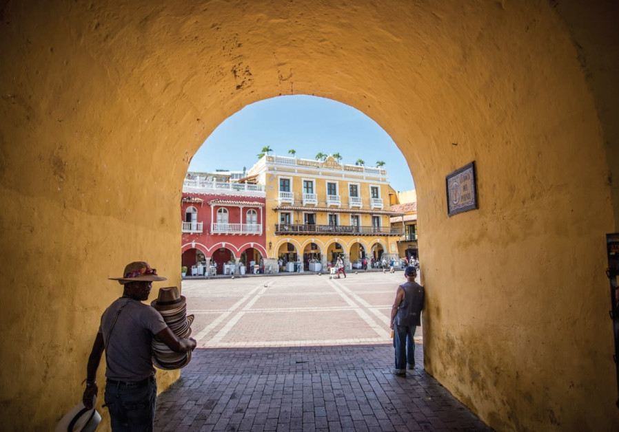 Cartagena: The City of Change