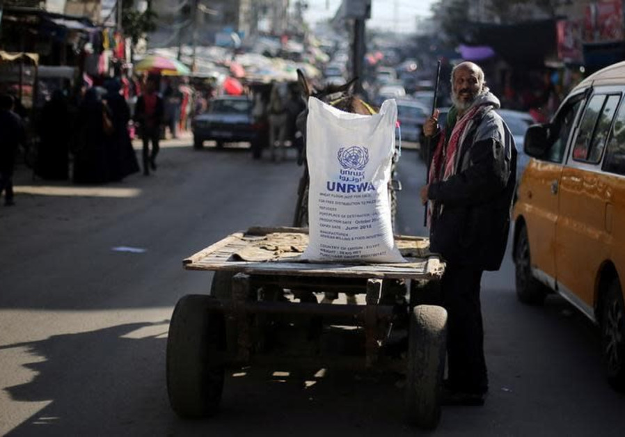 UNRWA's role is in the eye of the beholder