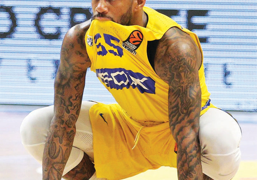 Despite guard Pierre Jackson's 29 points, Maccabi Tel Aviv dropped to a fourth defeat in five Eurole