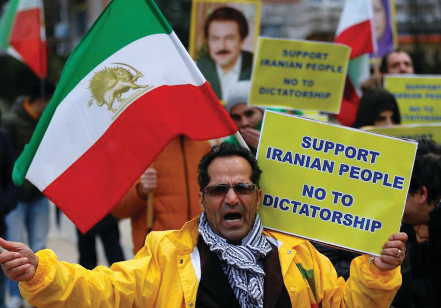Iranian regime, fragile as eggshells