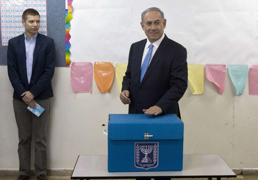 Brace yourselves: The next Israeli election is on the way