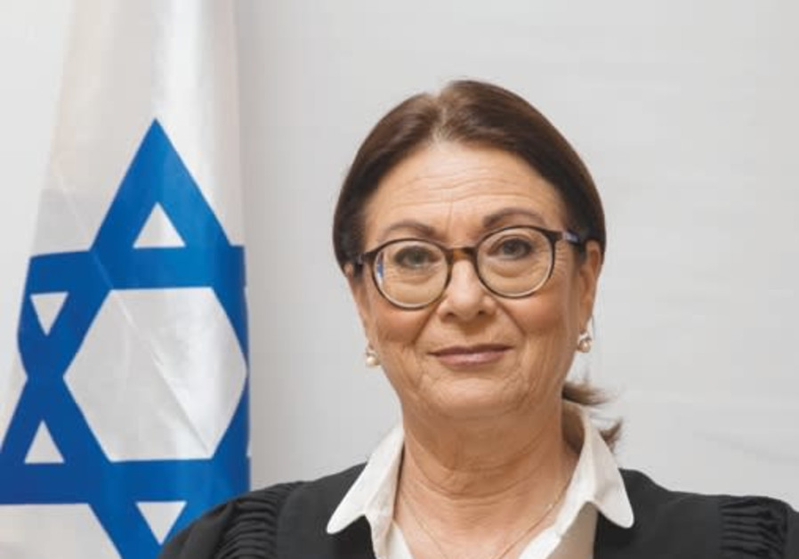 Is Israel's chief justice in hot water over Bibi probes?