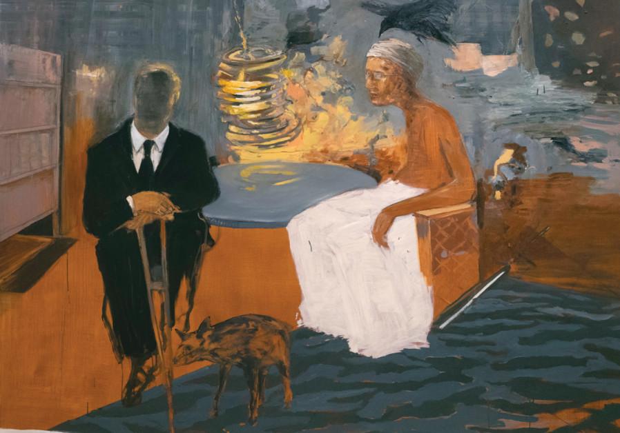 Paintings by Yehuda Yatziv