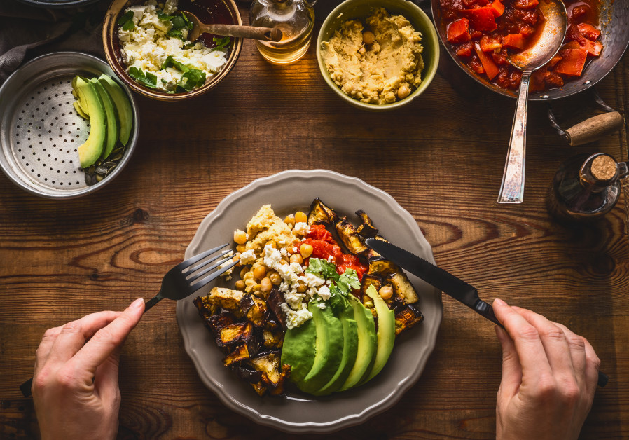 An Israeli-style Mediterranean Diet Can Prevent Becoming