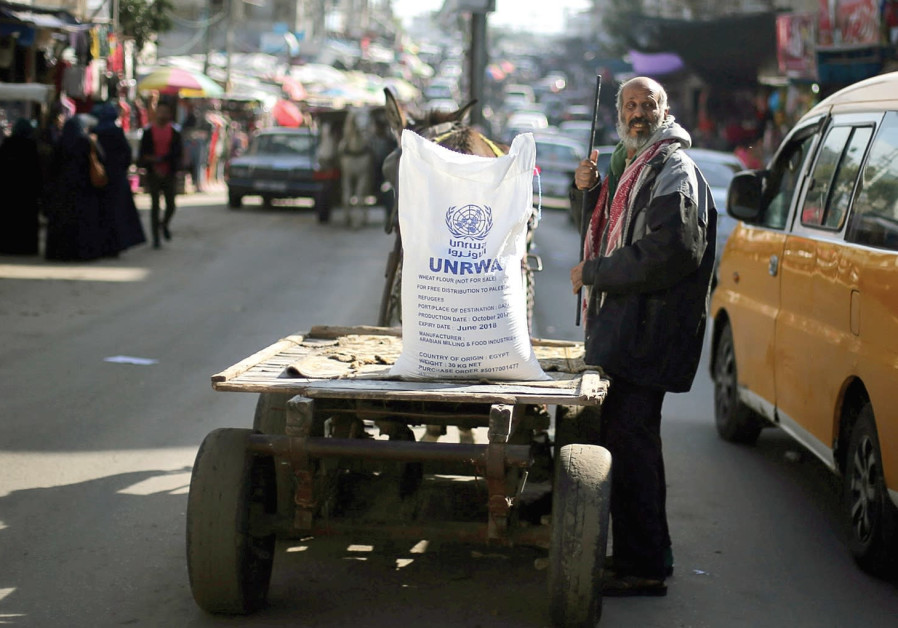 My Word: UNRWA's unsettling impact