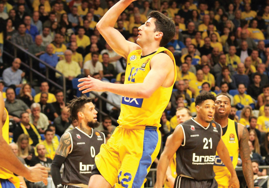 Maccabi TA pulls out tight thriller over Bamberg
