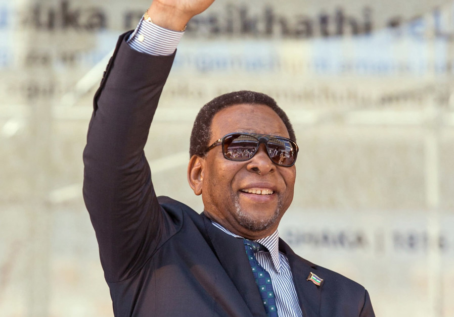 South Africa's Zulu King Goodwill Zwelithini