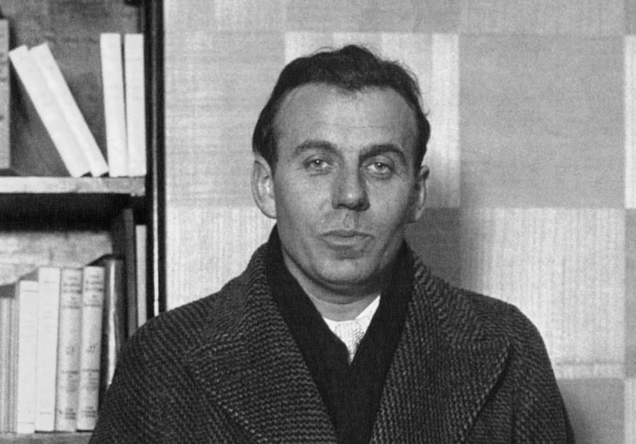 "Antisemitic French author Louis-Ferdinand ""Celine"" Destouches"