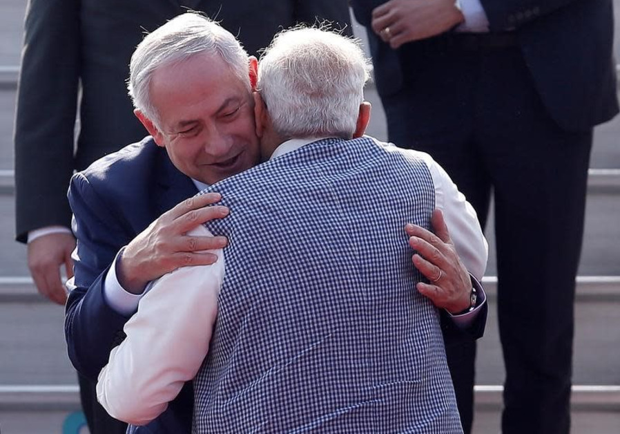Modi and Netanyahu are redefining 'Security First'