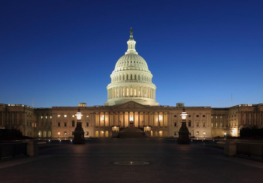America's Capitol Building in Washington DC.