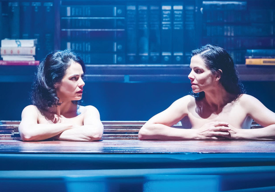Hadar Galron's 'Hasodot' (The Secrets), selling out at the Beit Lessin Theater.