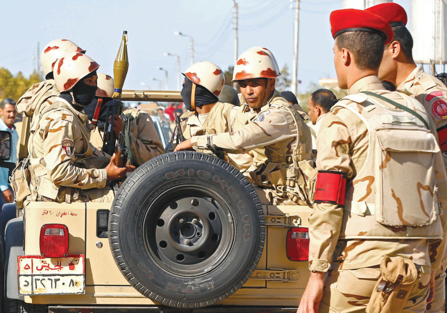 ISIS in Sinai: Battered, weakened but still dangerous