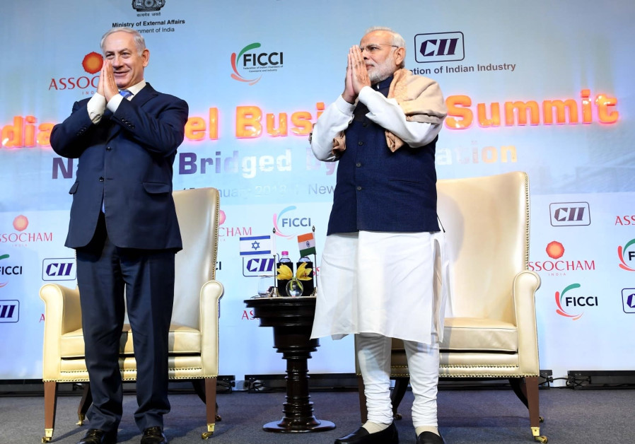 With Netanyahu visiting, where are Indian-Israeli business ties headed?