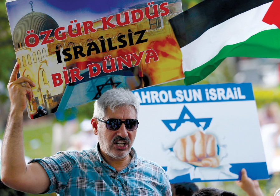 Jews of Turkey fear growing antisemitism