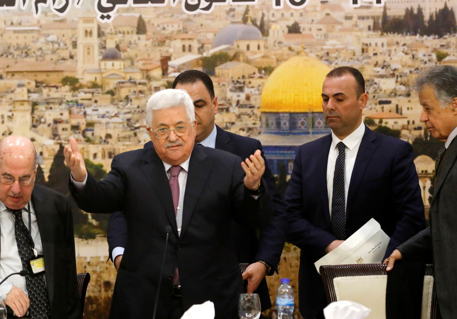 Mahmoud Abbas, world's worst historian