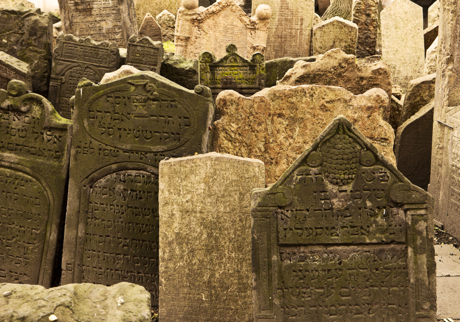 Gravestones vandalized in Jewish cemetery in Eritrea