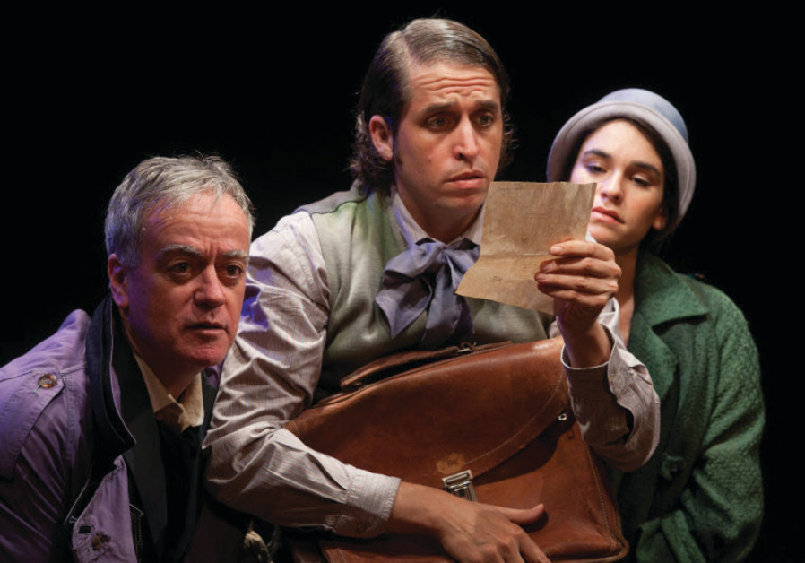 he Khan kicked off an English translation project with its new production of S.Y. Agnon's play 'Tehi