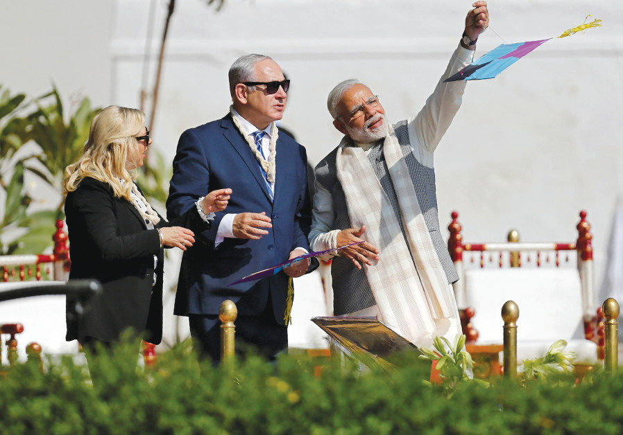 PM's India trip: Can an alliance with Modi open up new doors for Israel?
