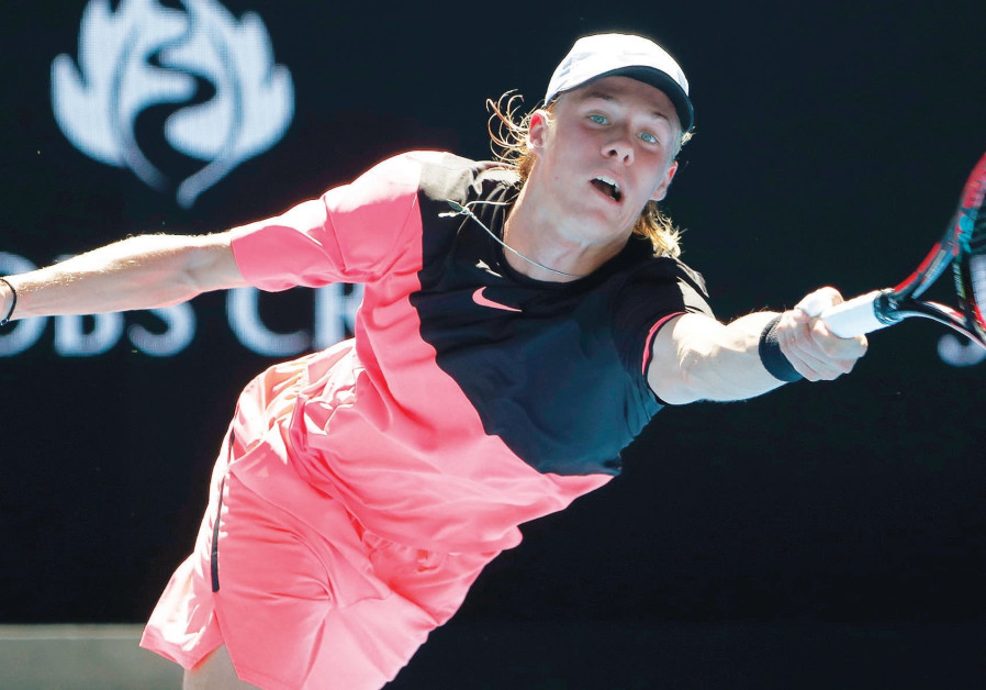 No more Israelis remaining in Aussie Open
