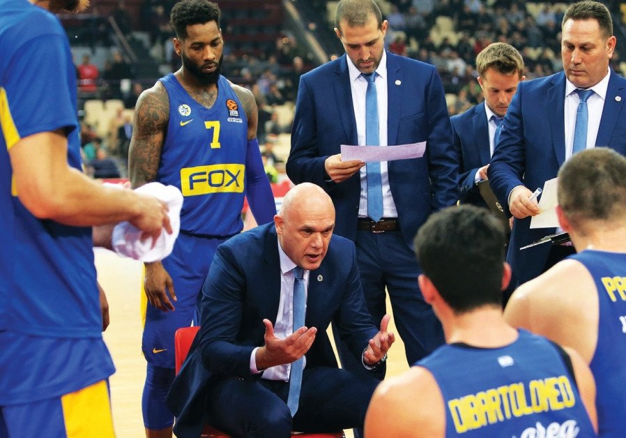 Gut-check time for Maccabi Tel Aviv as Belgrade comes to town