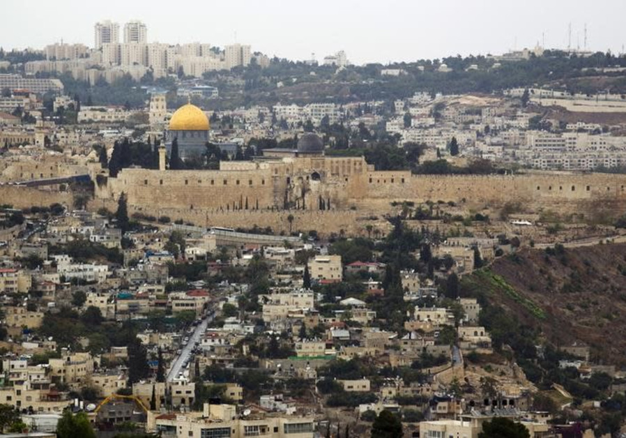 U.S. to convert existing Jerusalem facility into embassy for 2019 opening