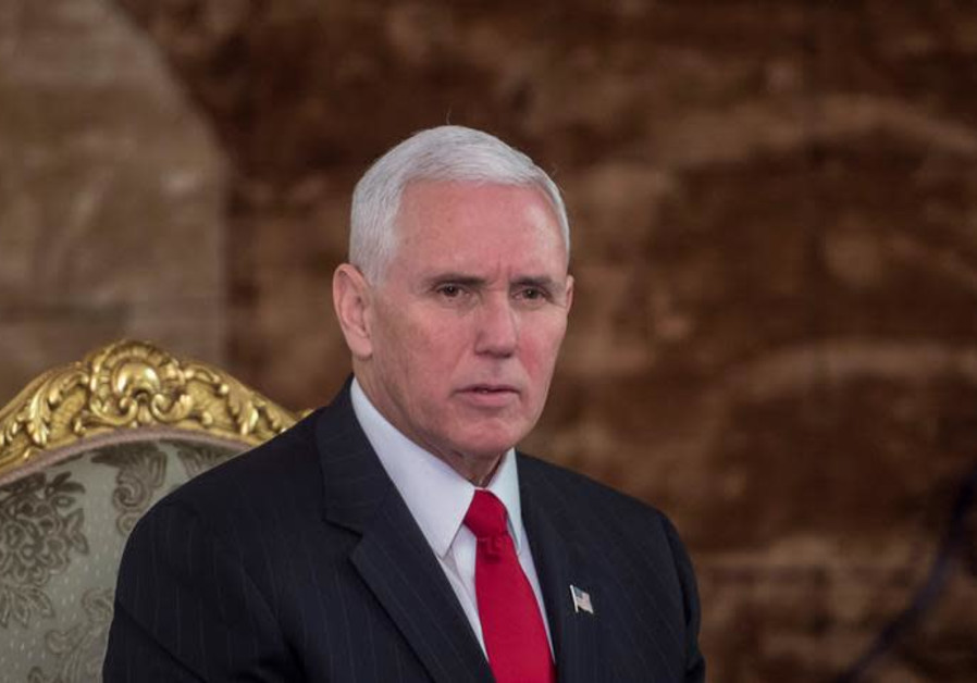 Thousands of policemen to be deployed during Pence's visit