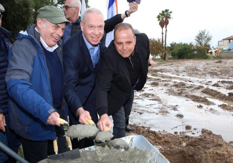 Breaking new ground for the elderly