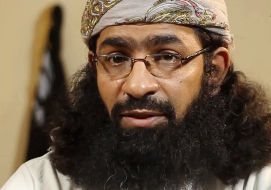 Al-Qaida commander put on US terror list after calling to attack Jews