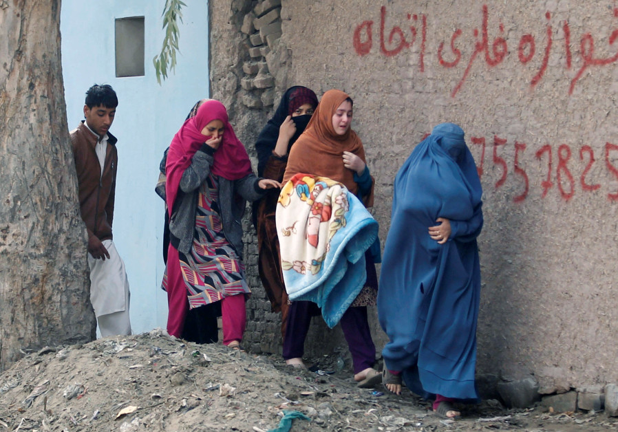 Militants storm Save the Children aid group office in Afghanistan