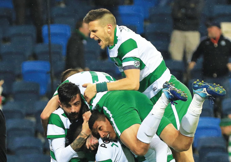 Greens stun Mac TA to reach cup quarters