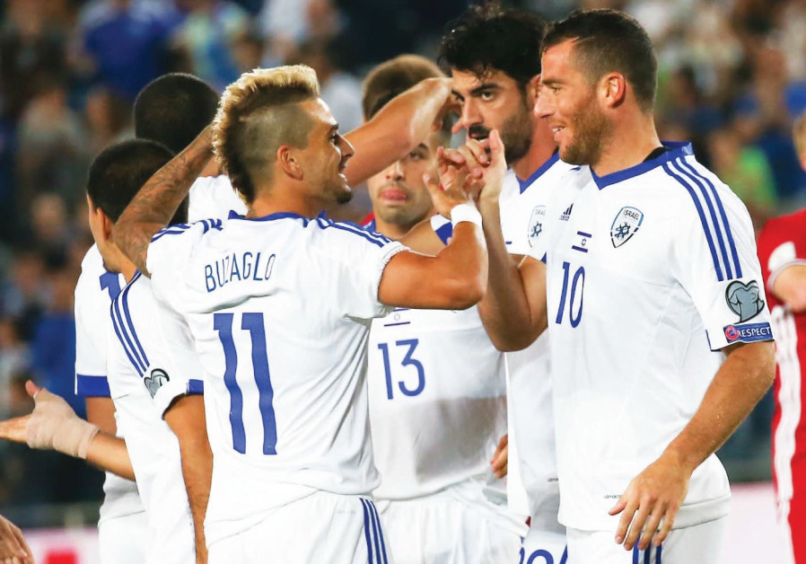 Blue-and-white gets Scotland, Albania in new UEFA tourney