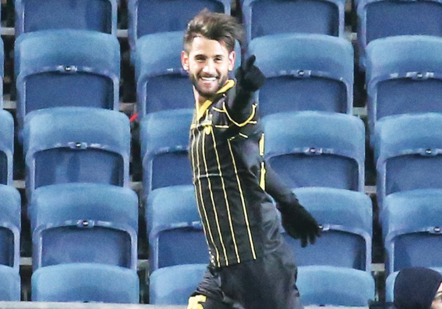 Beitar edges Marmorek to reach cup quarters