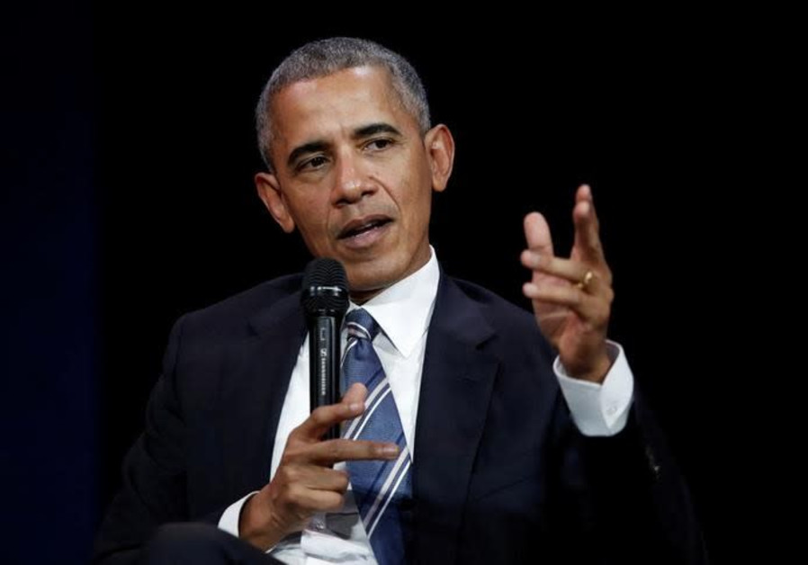 Obama used to joke with staff that he's 'basically a liberal Jew'
