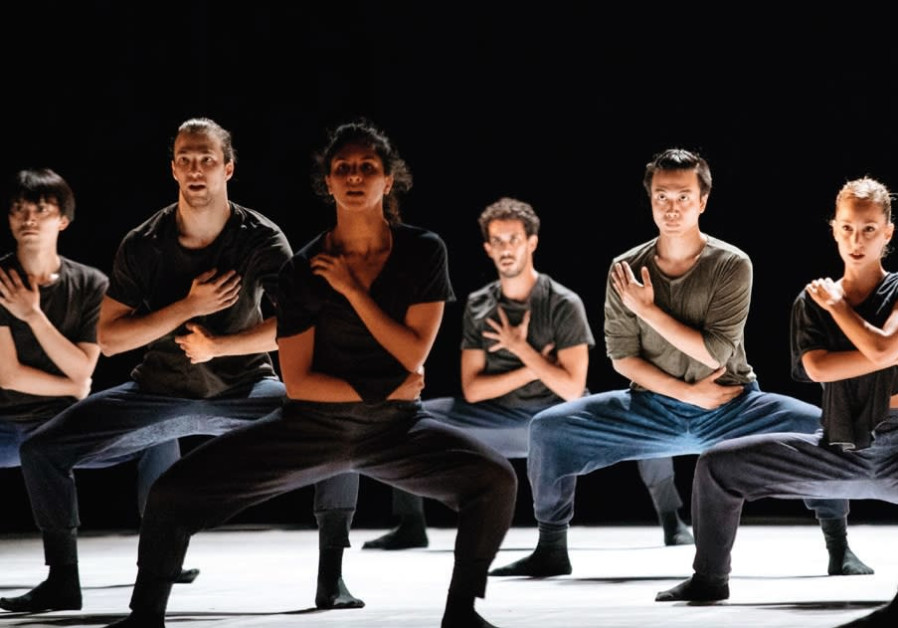 'DU-K' is the title of dance show produced by Eyal Dadon founder of SOL Dance Company of Beersheba.