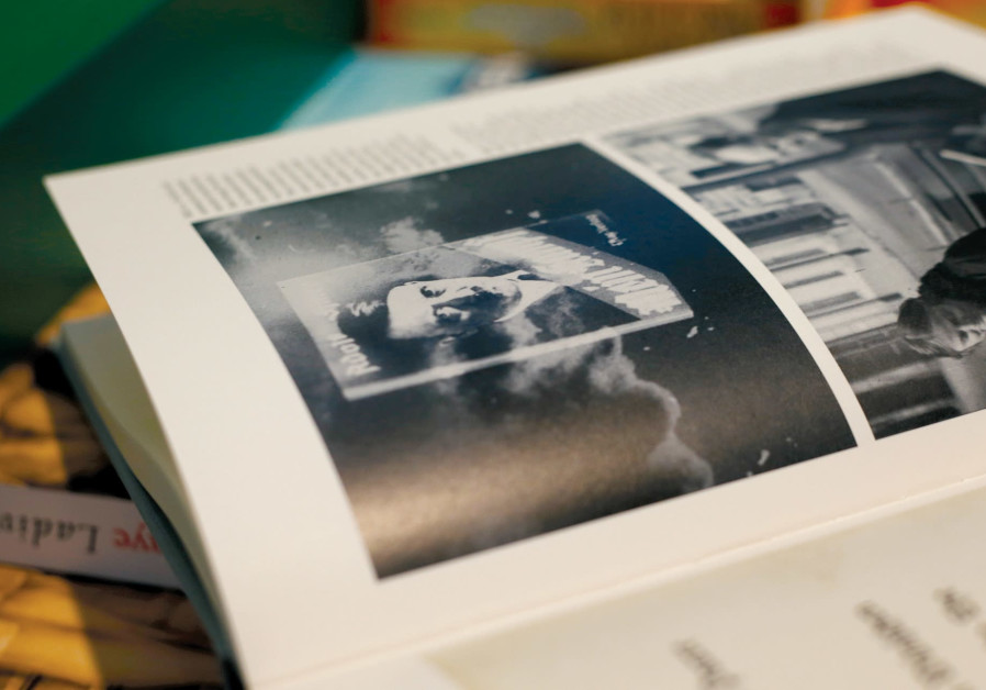 A copy of Hitler's 'Mein Kampf' on sale in Germany.