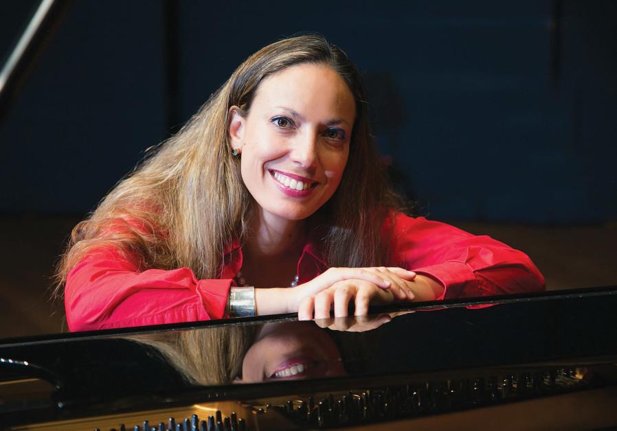 Musings on pianist Orit Wolf