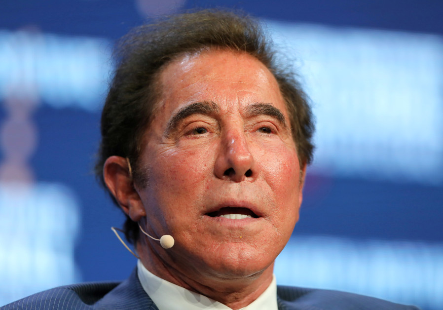 Steve Wynn, Chairman and CEO of Wynn Resorts, speaks during the Milken Institute Global Conference i
