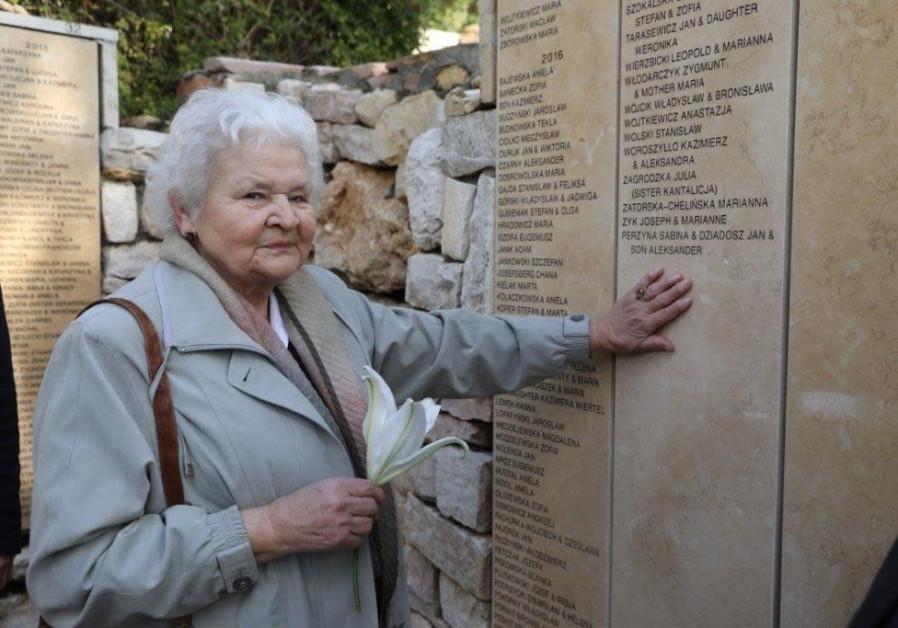 Yad Vashem posthumously honors Polish Righteous Among the Nations