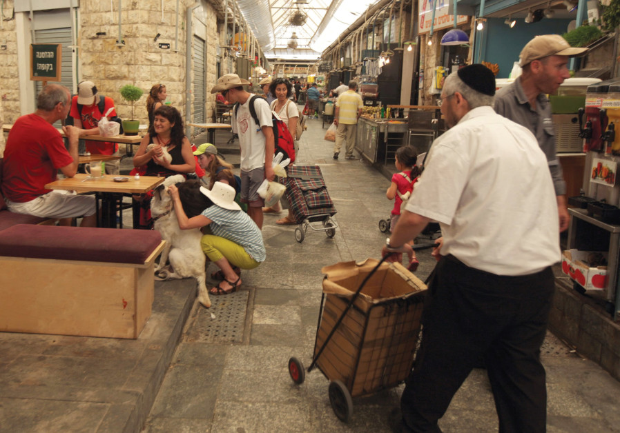 THIS WEEK IN JERUSALEM: Italian Touch