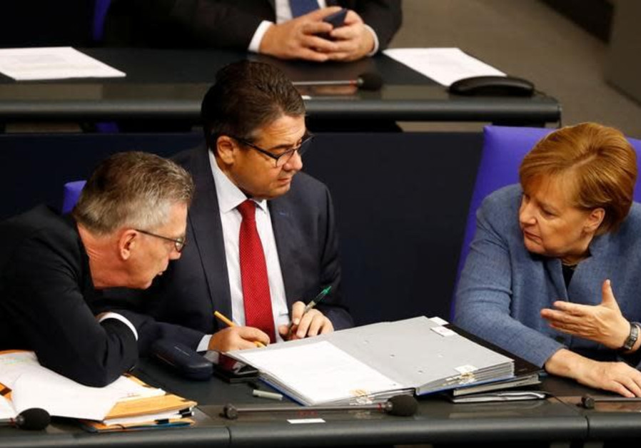German FM: Hard to convince young Germans to continue supporting Israel