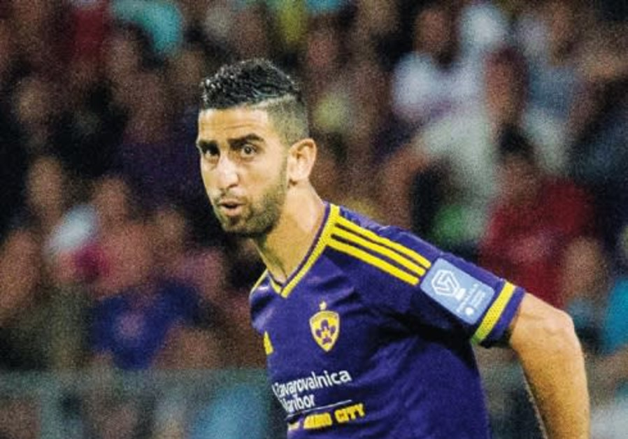 Hapoel Beersheba completed the signing of Marwan Kabha in the final day of the transfer window.
