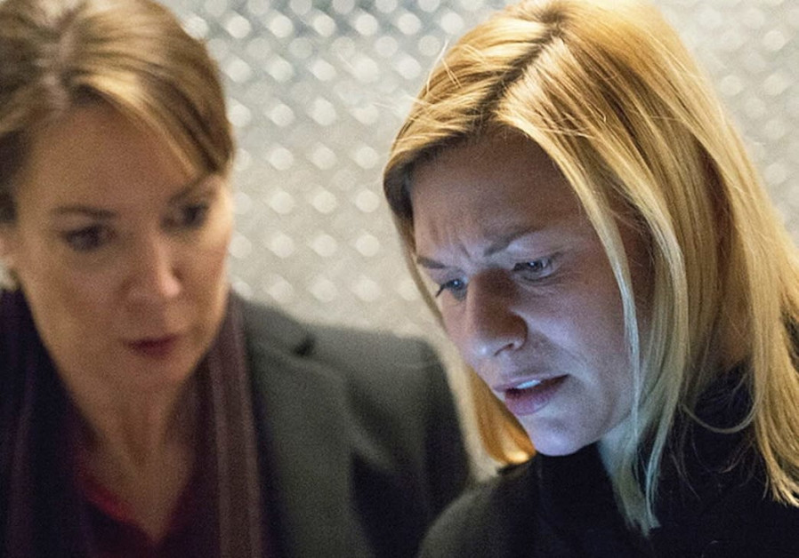 Claire Danes stars in the hit series 'Homeland.'