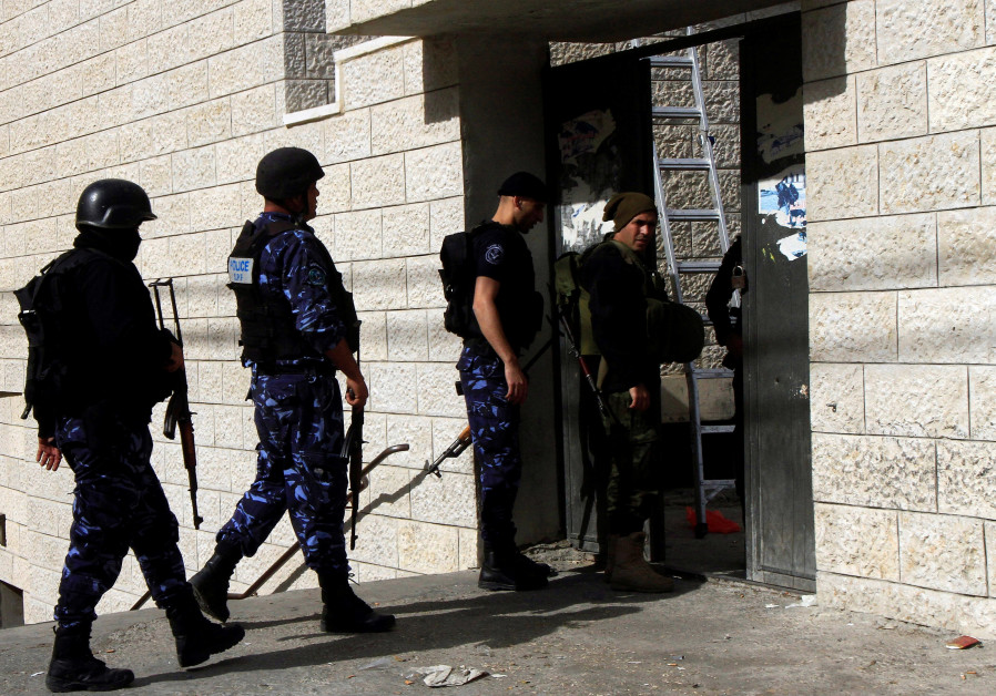 Suspected Palestinian drug trafficker killed in gunfight with PA forces
