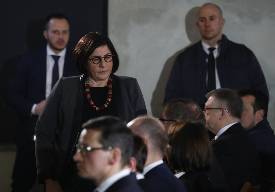 Israel's embassy in Poland receives wave of antisemitic messages after Holocaust bill