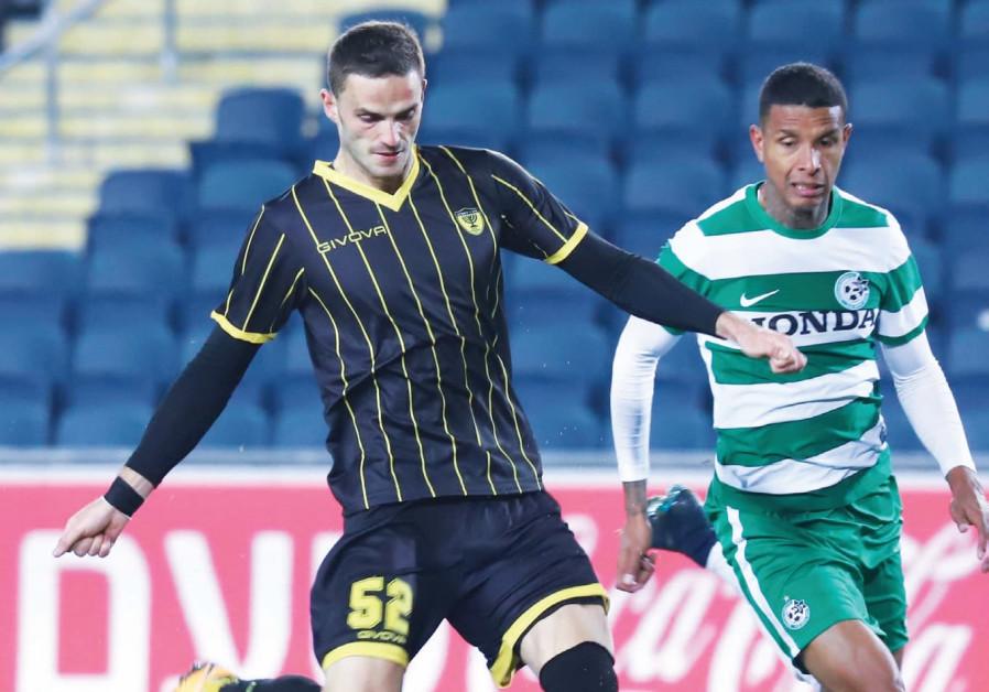 Beitar back to winning ways vs Maccabi Haifa