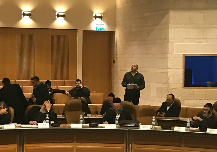 J'lem city opposition to hold 'alternative council meeting'