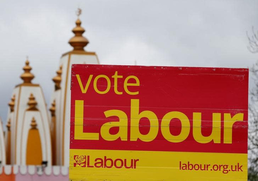 Labour party expels controversial Jewish 'antisemitic' activist